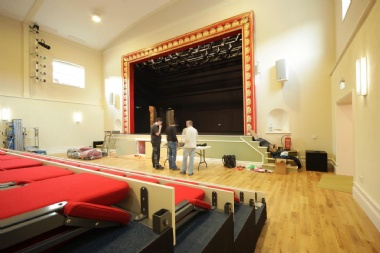 [Image: East Dearham Memorial Hall - please click to enlarge]